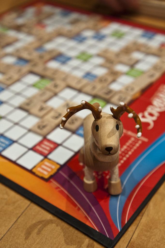 Day 136/365: Reindeer Games