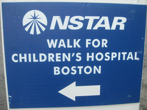NSTAR Walk for Children's Hospital 005
