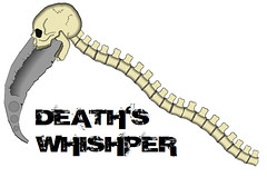 Death's Whisper. (FlyingLazerBeamWalrus) Tags: whisper scythe deaths