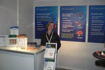 Finisar at ISC 2010