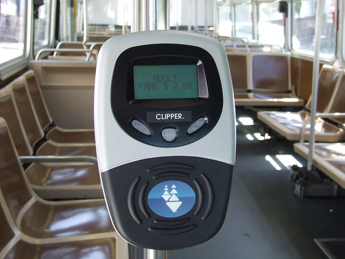 Clipper on Muni