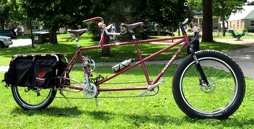xtracycle tandem pugsley