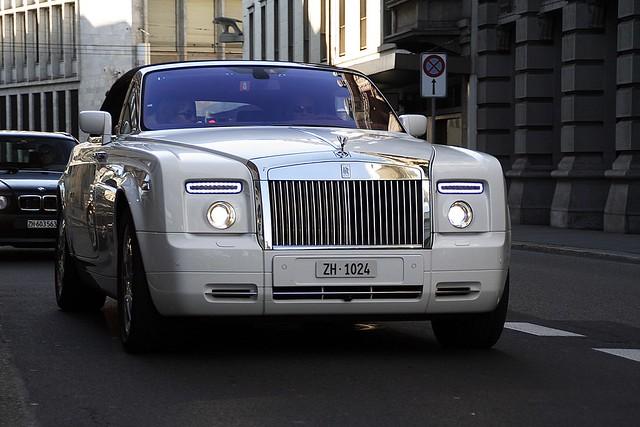 schweiz switzerland zurich rollsroyce zürich phantom coupe 2010 wfv drophead timilein