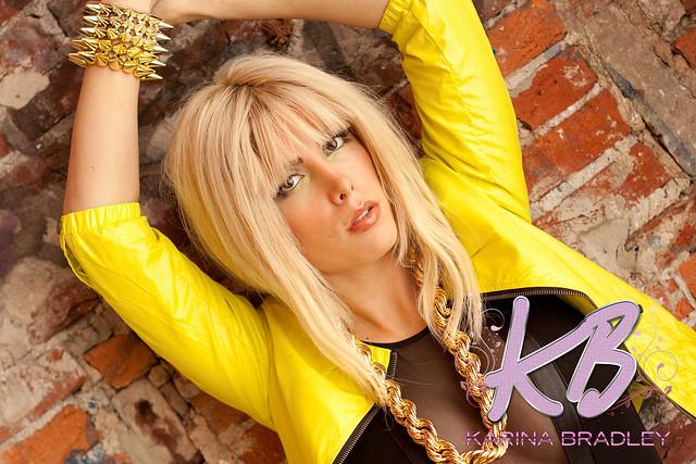 christina aguilera or Karina Bradley by karinabradleymusic
