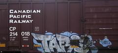 Tars (Hear45) Tags: minnesota train graffiti minneapolis mpls tc spraypaint twincities mn freight aerosolart graffitiart 612 traingraffiti tars trainart fr8 benching freightgraffiti freightart