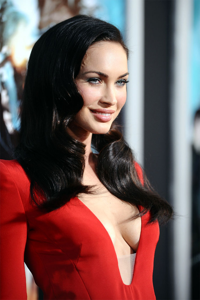 Megan Fox @ Jonah Hex Premiere (allcelebpics) Tags: red hot sexy celebrity  boobies