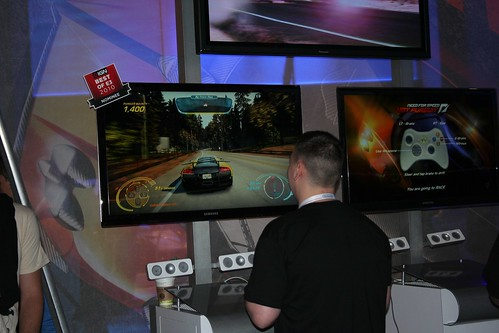 E3 2010 Need for Speed