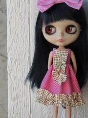 Cherry Limeade Summer Sundress