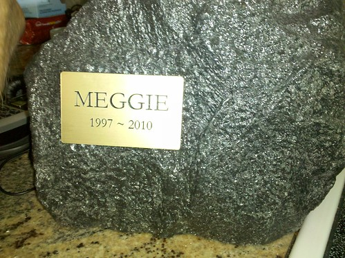 day170: Meggie's final resting place