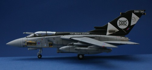 "1/144 scale - RAF Panavia Tornado GR4 ""Shiney Two"" - Finished - 3"