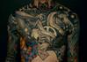 James Spencer Briggs at Memoir Tattoo in LA