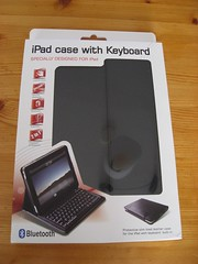 iPAD case with Keyboard