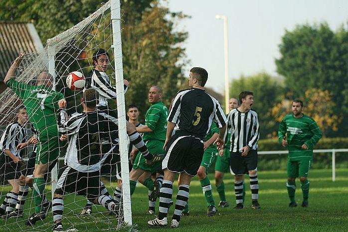 Tony Sample's Goal