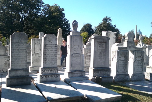 Jewish Graves at Oakland