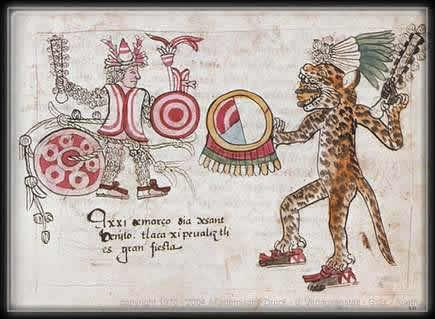 Guerrier Jaguar