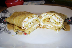 Coconut Flour Crepes