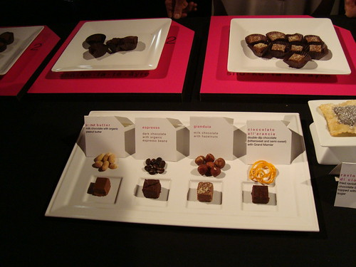 assorted fudges from Aahsome Fudge