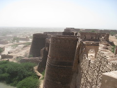 Darawar Fort (@mmar) Tags: pakistan fort mosque punjab bahawalpur darawar derawar