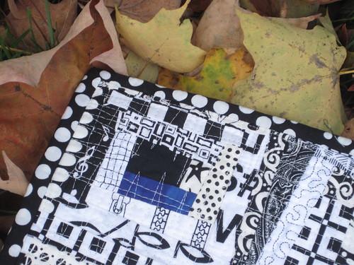 my quilt, Impromptu