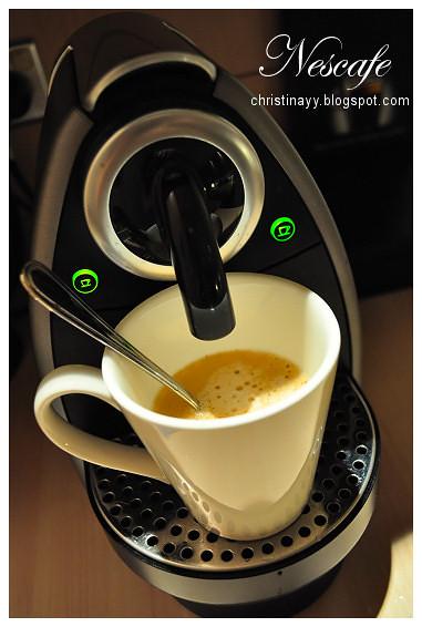 Novotel Brisbane: Coffee