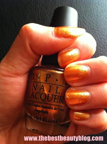 OPI, Burlesque collection, nail polish