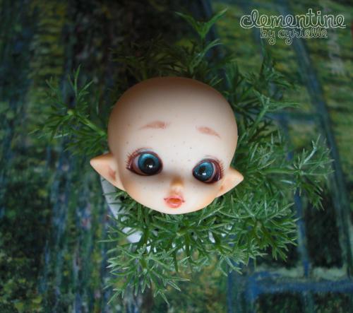 Mes BJD - Clémentine et l'arbre de Noël P.2 UP! 5120444824_0f14b2f5ba