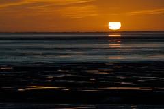 End of the day! (Susan SRS) Tags: uk sunset england sky sun colour canon golden dusk norfolk sigma gb goldenhour overwater platinumphoto image7437