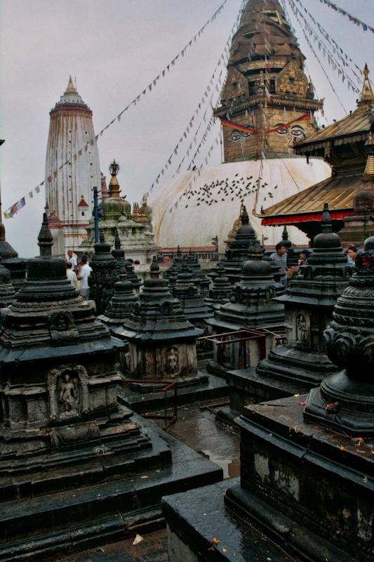 Nepal, Svayambudnath__5_00223
