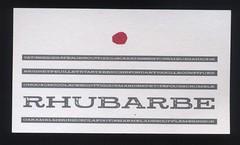 rhubarbe 1
