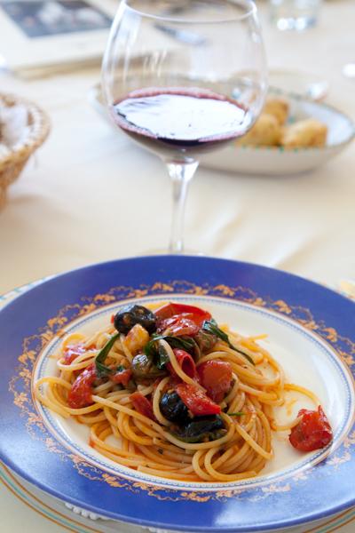 Farmer's pasta