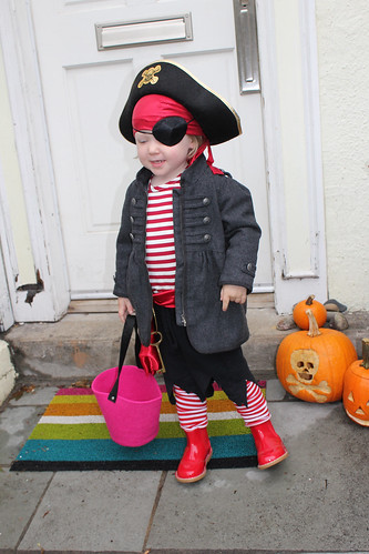 dottie the pirate!