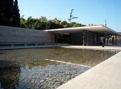 Mies, Barcelona Pavilion (reconstruction)