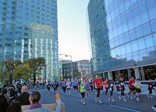 The ING NYC Marathon