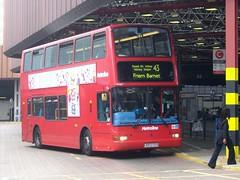 LK03 CEX (markkirk85) Tags: bus london buses president transport dennis trident lk03 cex metroline plaxton lk03cex