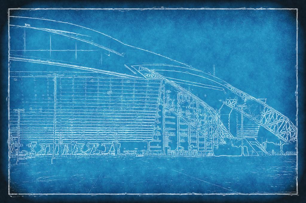 The worlds most recently posted photos of blueprint and dallas dallas cowboys stadium football arlington texas blueprint architecture photographer 17744 david kozlowski tags malvernweather Gallery