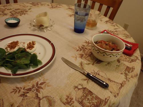 Dinner at Last