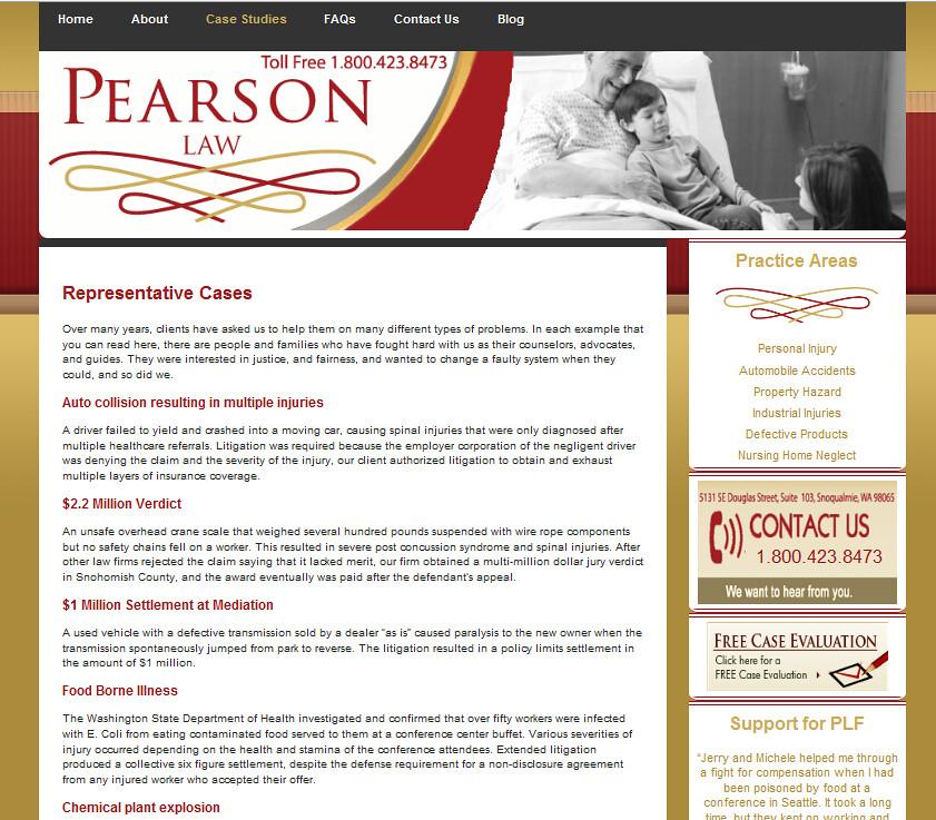Pearson Law