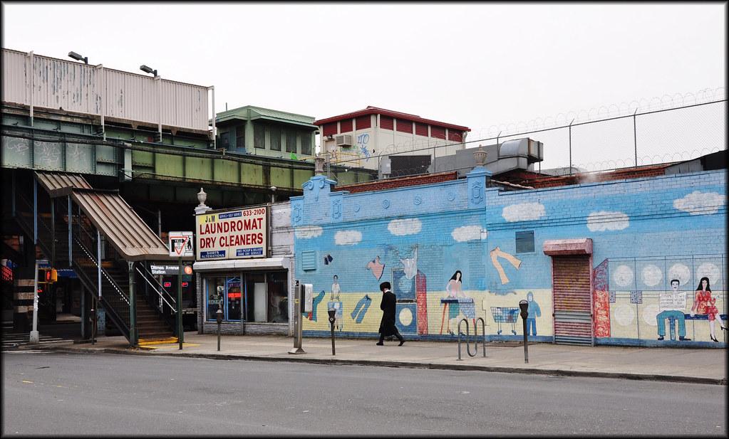 Ditmas Avenue, Brooklyn, NYC 2010