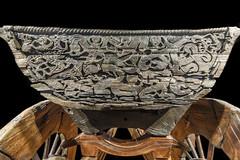 Oslo - The Wagon (dietmar-schwanitz) Tags: oslo norge norway norwegen bygdøy wikingerschiffsmuseum vikingshipmuseum museum wagen wagon osebergschiff osebergship wikinger vikings nikond750 nikonafsnikkor1635mmf40ged lightroom dietmarschwanitz