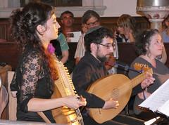 Lucidarium Ensemble c (AnnAbulf) Tags: fvg fjv friauljulischvenetien friuliveneziagiulia gorizia görz konzert concerto lucidariumensemble fink enricofink synagoge sinagoga laute liuto cetra zither