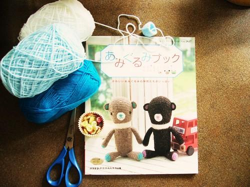 Amigurumi Book