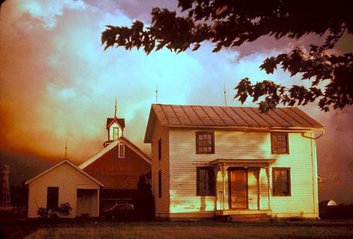 Geo W Hay Farm, Goshen, IN - 1980