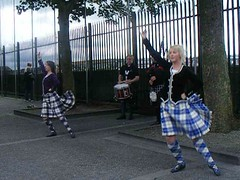 Bready Ulster Scots Dancers - Derry's Walls (seanfderry-studenna) Tags: city ireland girls irish art festival female dance video women dancers traditional north performance culture scottish avi highland londonderry uniforms walls females unionist northern kilts maiden protestant cultural derry scots ulster mpeg bready derrys