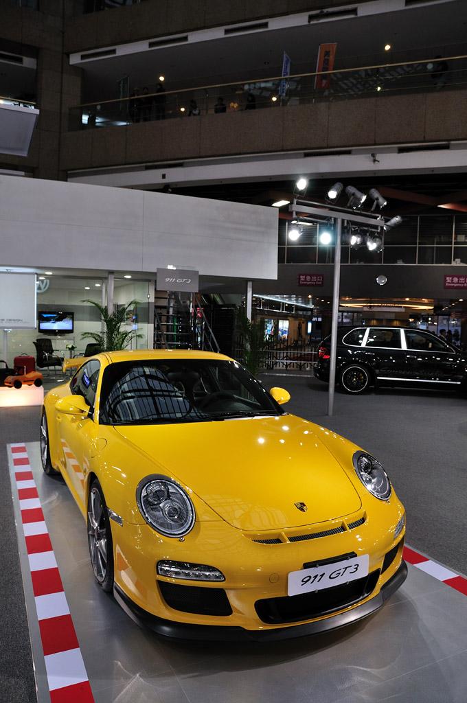 Porsche 911 GT3 3.8L
