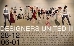 Designers United III