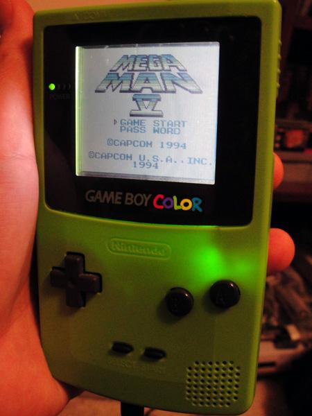 Backlit Gameboy Color Page 1 Nintendo Handhelds