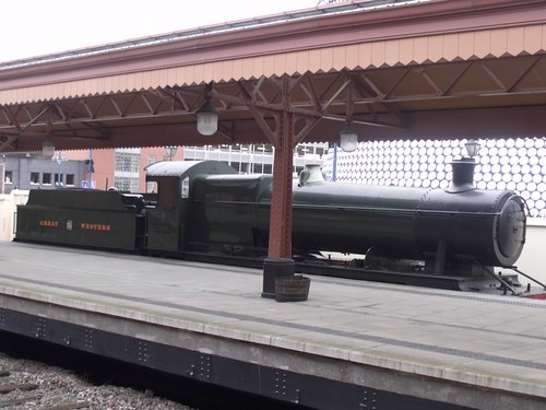 Great Western - No 2885 - Disused Platfroms at Moor Street Station