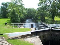 Milby Lock (jimsumo999) Tags: river canal lock gates yorkshire boroughbridge ure