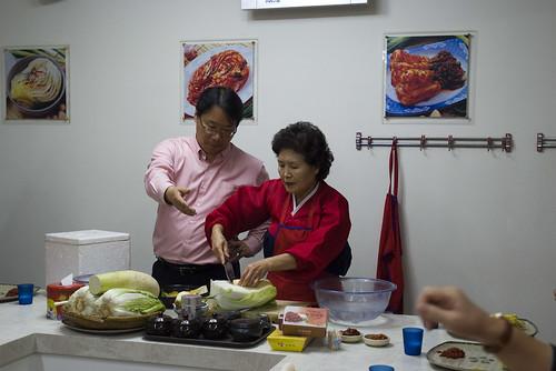 體驗韓服 大長今 做泡菜