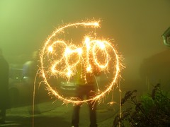 A happy new year to my Flickr friends! (**MIKA**) Tags: